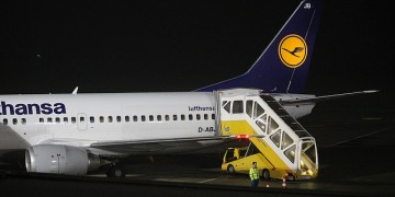 Lufthansa strike leaves thousands stranded