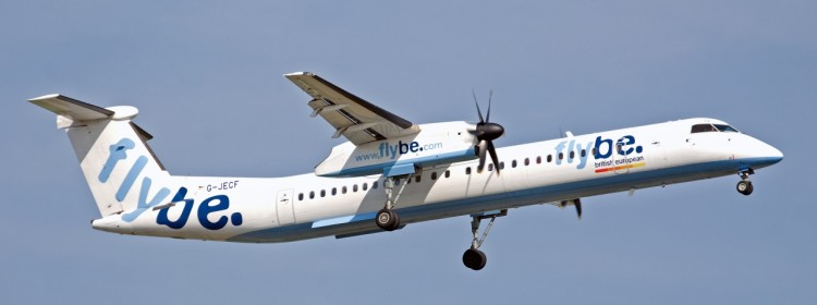 Loganair will be operating 16 former Flybe routes