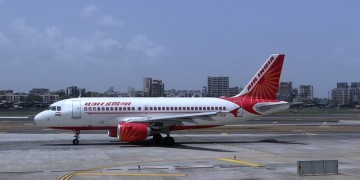 Air India passenger finds lizard in their meal