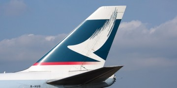 Cathay Pacific flight forced to make emergency landing