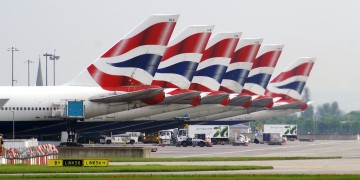 Breathe in: British airways add extra seat to each row