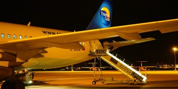 Thomas cook ordered to compensate  passengers of impounded plane
