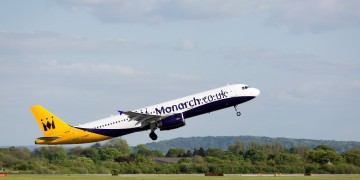 Faillissement Monarch: 110.000 gestrande passagiers