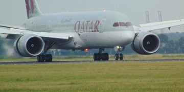 Qatar Airways: cancellati i voli nel Medio Oriente