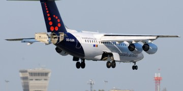 Brussels Airlines en grève