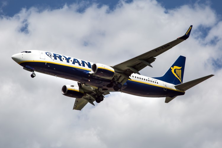 Ryanair facts and fun facts