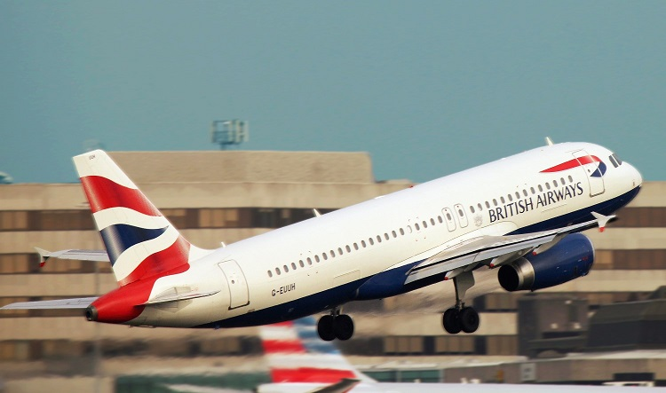 british airways vol brexit avnir compagnie aérienne