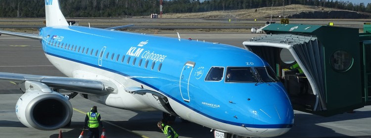 Happy 100th Birthday to KLM!