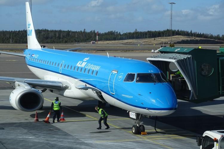 ¡Feliz centenario a KLM!
