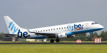 Flybe rebranded into Virgin Connect starting January 2020