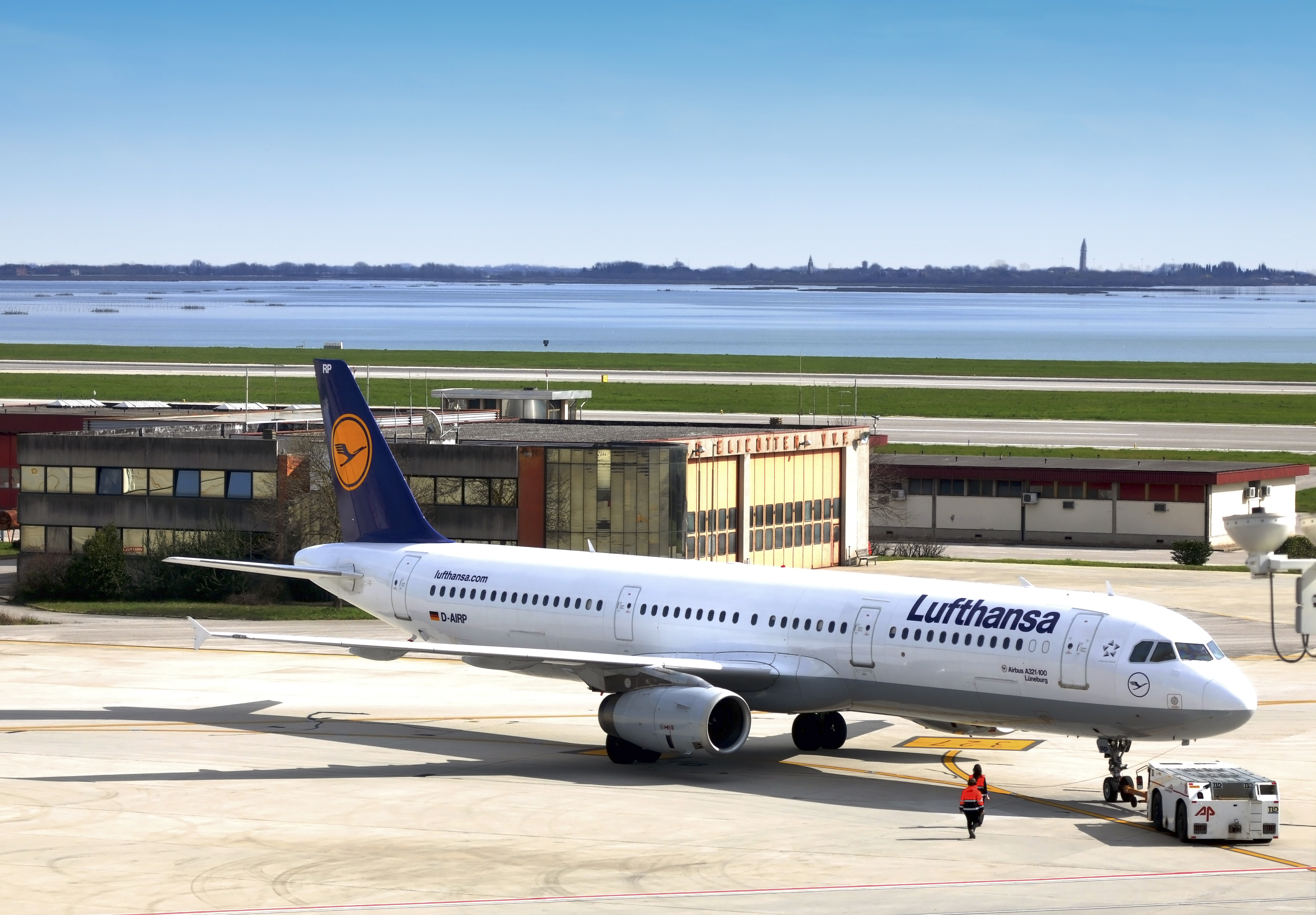 Huelga de Lufthansa octubre 2019