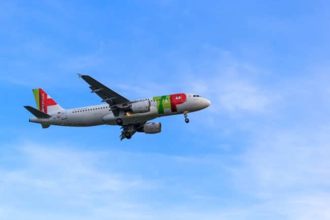 TAP Air Portugal aircraft