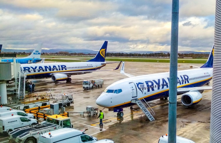 Ryanair said to be the dirtiest airline in the world