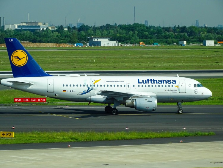 Lufthansa Industrial Action or Strike compensation