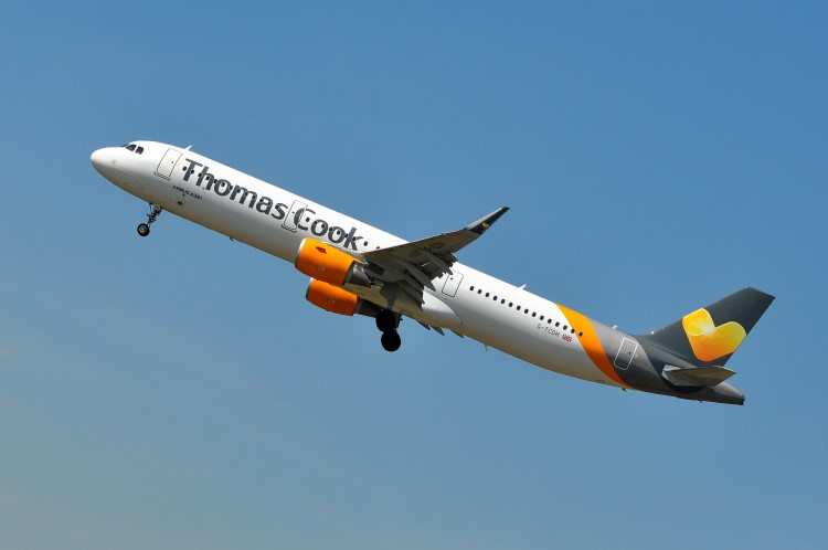 Thomas Cook slots are sold off