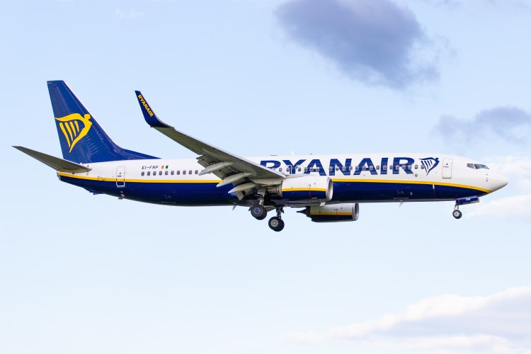 Ryanair and British Airways amongst worst short-haul airlines in the UK