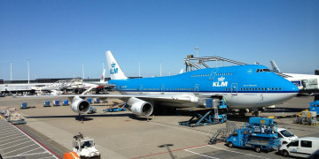 KLM - fun facts and history
