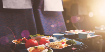Why does airplane food taste different? The definitive answer