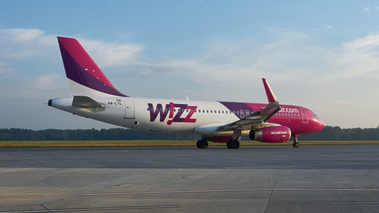 Claim compensation from Wizz Air for a flight delay, cancellation or overbooking