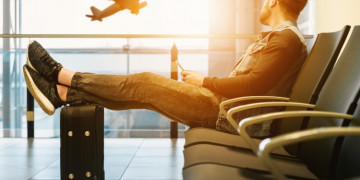 Top Tips for waiting out a flight delay