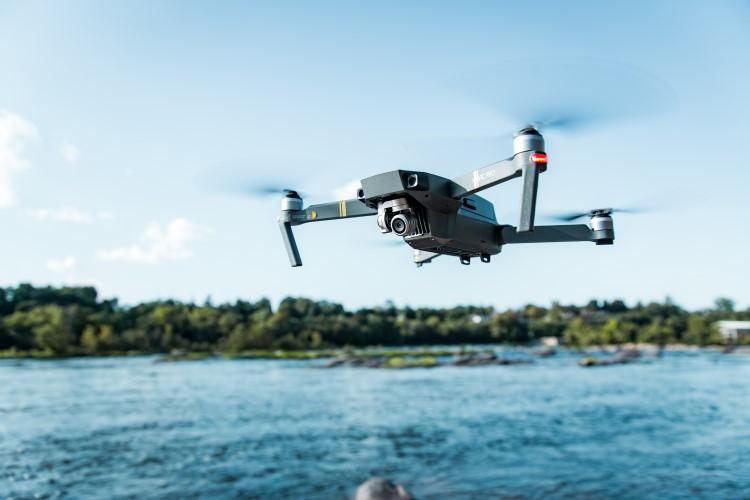 Drones y el tráfico aéreo