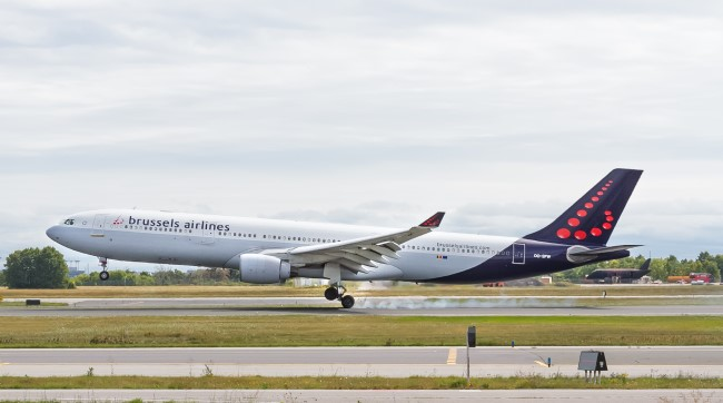 Brussels Airlines compensation for flight delays and cancellations