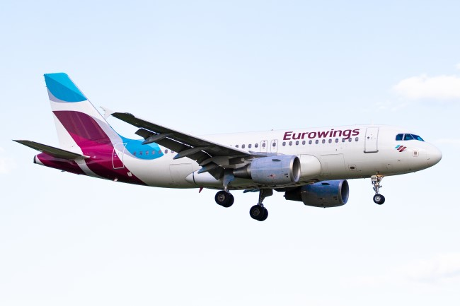 Claim compensation for your delayed or cancelled Eurowings flight