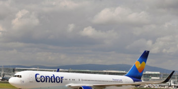 Poland's LOT buys Thomas Cook subsidiary Condor