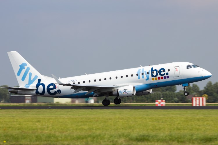 Why did Flybe collapse?