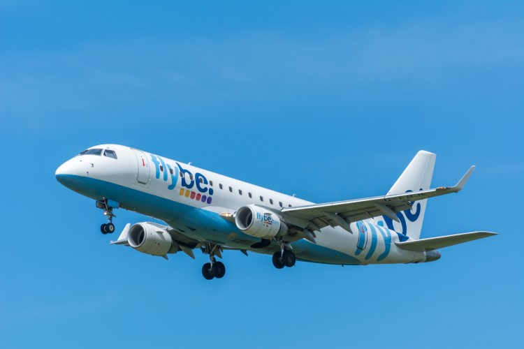 Flybe files for administration