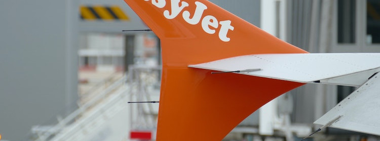 EasyJet's complete fleet grounded