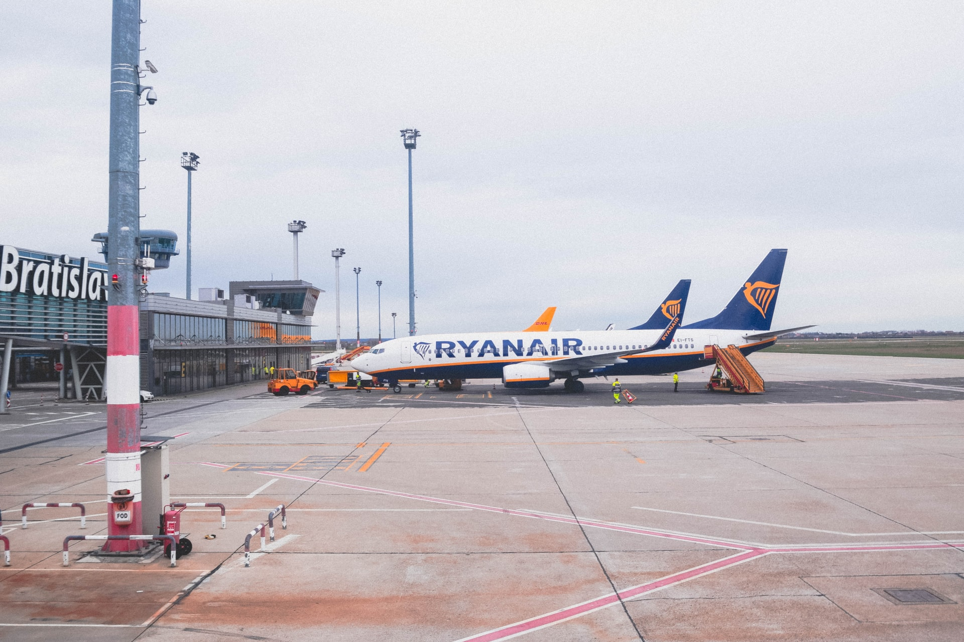 Ryanair to start operating flights