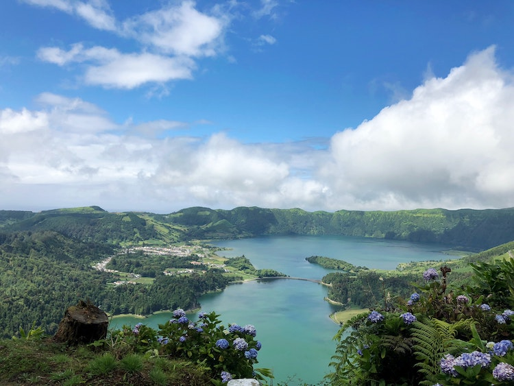 TAP Air Portugal Best destination AZORES