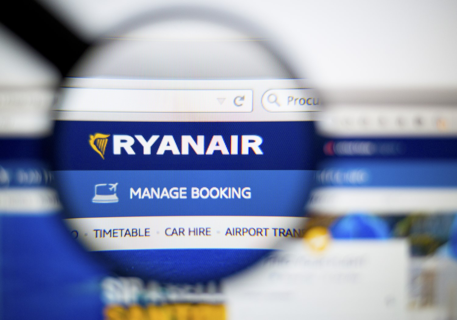 How to claim a refund for a Ryanair flight cancellation or schedule change